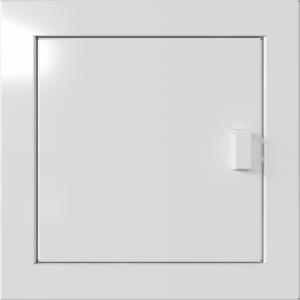 Drzwiczki rewizyjne białe 15x15